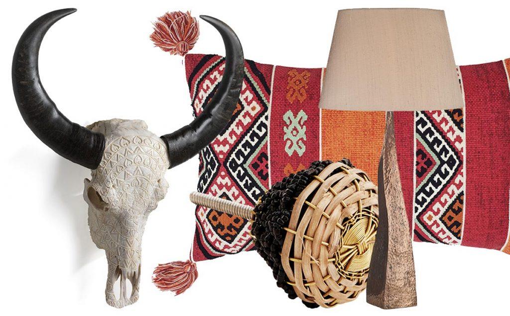 Tribal items