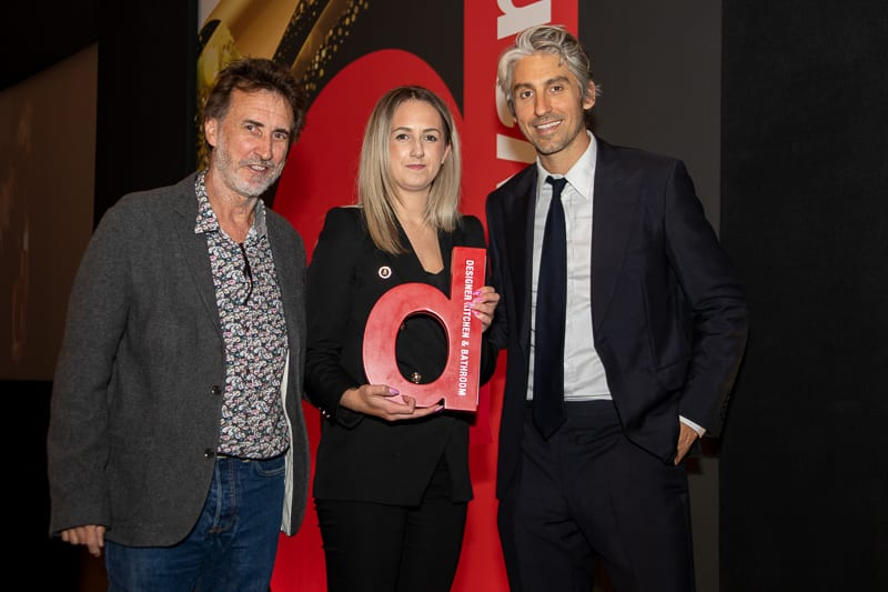 Kitchens by J.S. Geddes scoops New Designer of the Year award