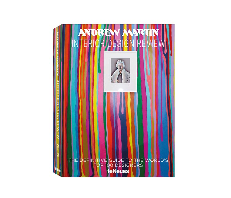 Interior Design Review Volume 22, £45, Andrew Martin