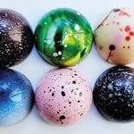 A selection of Sugarsnap's jewel-like bonbons
