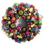 Small nutcracker wreath, £435, Harrods