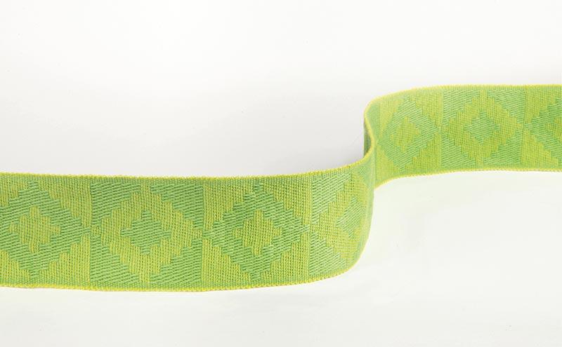 Knitted Braid in Fuschia, £38 per metre, Jim Thompson