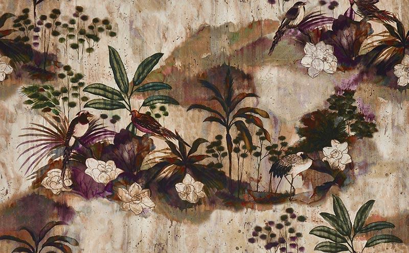Geisha in Emperor, £110.99 per metre, Prestigious Textiles