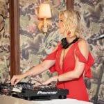 DJ Sally Kettle provided the music