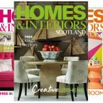 Homes & Interiors Scotland subscription - 2 years for £34