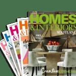 Homes & Interiors Scotland - Scotland's leading design and lifestyle magazine