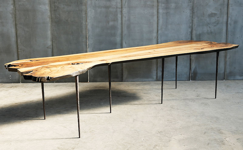Lars Zech table by Heerenhuis, from £4,185, Different Like A Zoo