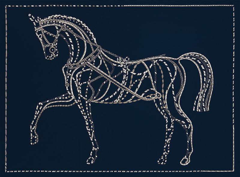 Robe du Soir blanket, £16,410, Hermès