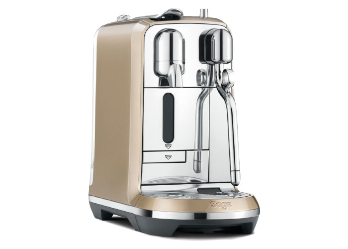 Sage Nespresso Creatista coffee machine, £499, Harvey Norman