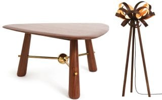 Monterey cocktail table, £995, Jonathan Adler