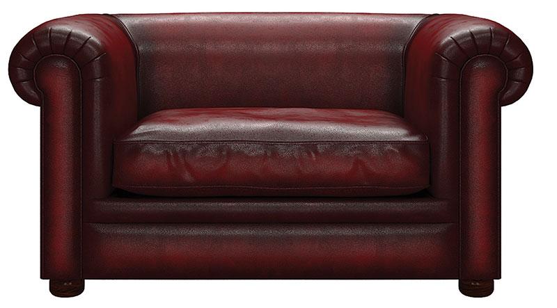 Hampton 1.5 seater sofa, £1,419, Sofas by Saxon