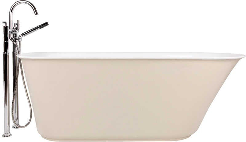 Origine Single Bath, £2,333, The Albion Bath Company