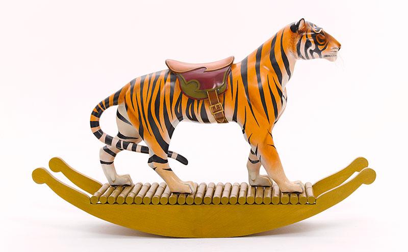 rocking tiger