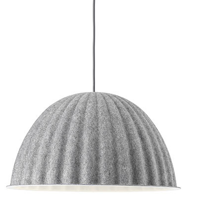 Muuto Under The Bell, 55cm in grey, £449, Rume