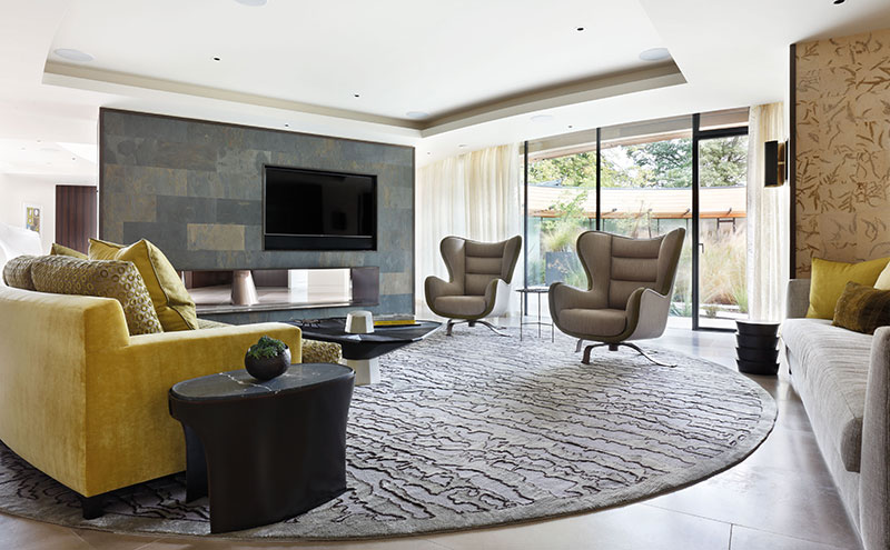 The family lounge