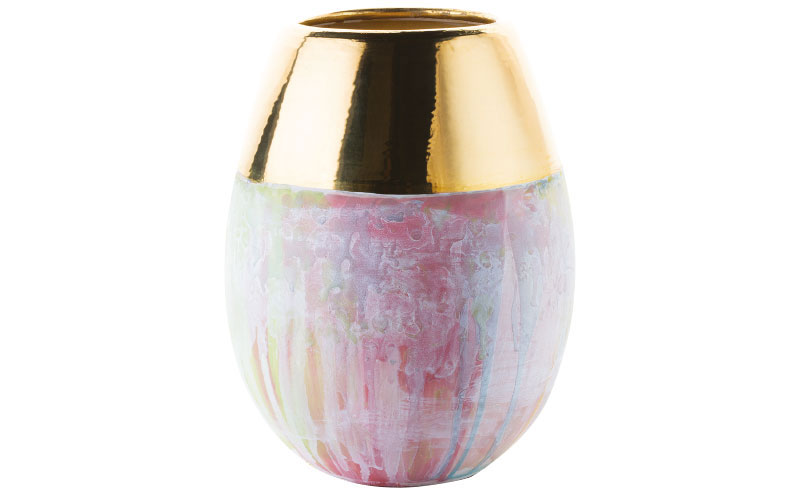 Dust and Light vase, £700, Coralla Maiuri