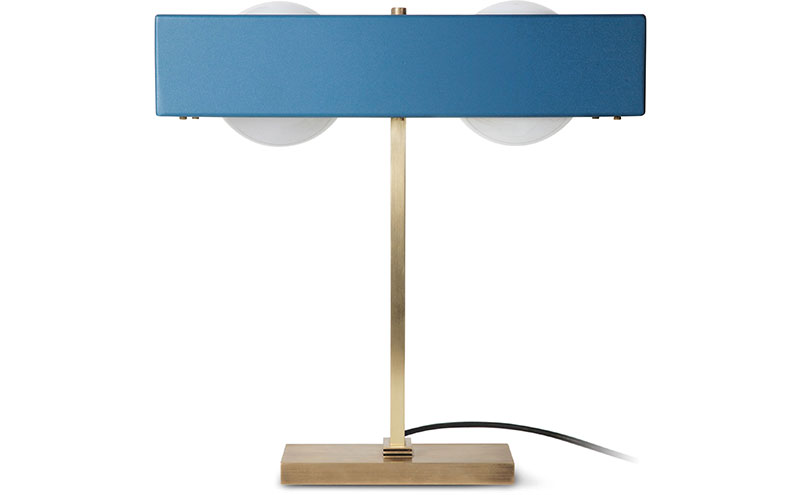 Kernel table lamp, £940, Bert Frank