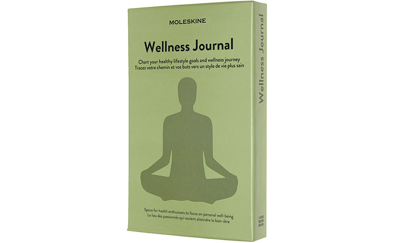 Wellness Journal, £26.99, Moleskine