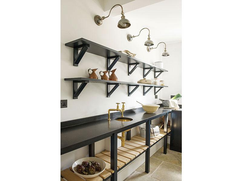 3. Bespoke cabinetry, £5,000, Charlie Kingham