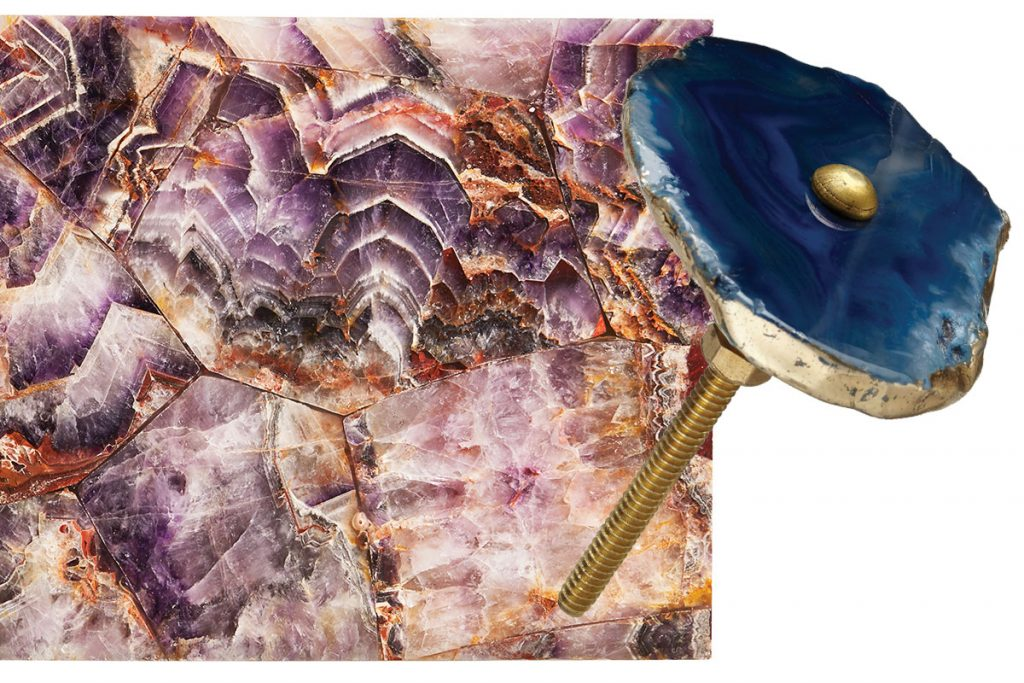 Fameed-Khalique-amethyst-and-agate-cupboard-knob-john-lewis
