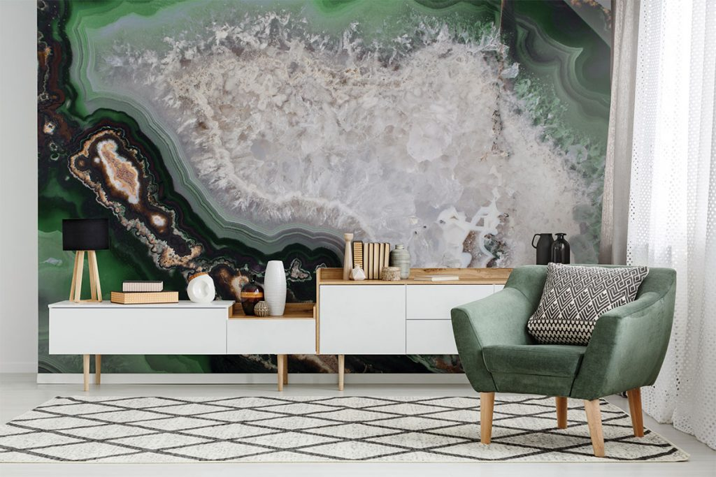 ATTACHMENT DETAILS  Green-agate-vinyl-wall-mural-£POA-Pixers.jpg 30th April 2019 131 KB 1200 by 800 pixels Edit Image Delete Permanently URL https://homesandinteriorsscotland.com/wp-content/uploads/2019/04/Green-agate-vinyl-wall-mural-£POA-Pixers.jpg Title