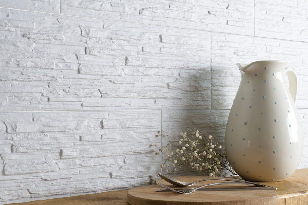 White-Sparkle-split-face-effect-tiles,-£26.95-per-sq.m,-Walls-and-Floors-Ltd