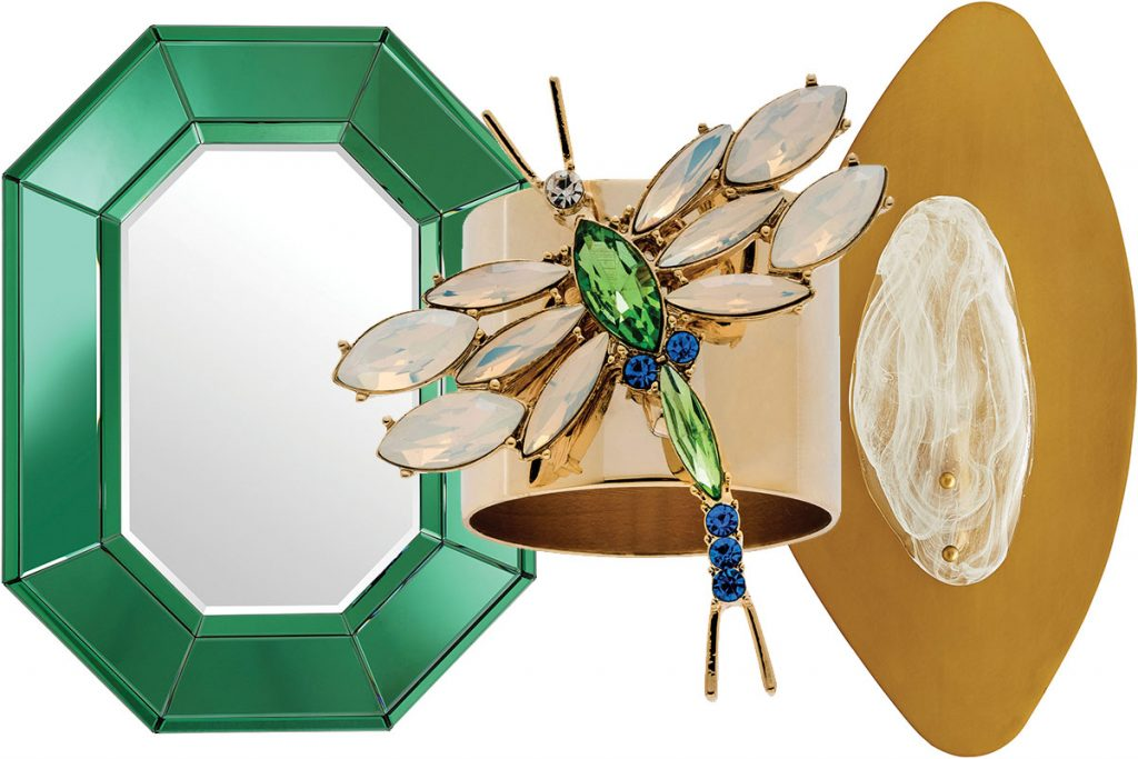arteriors-sconce-dragonfly-napkin-holder-and-sweetpea-and-willow-mirror