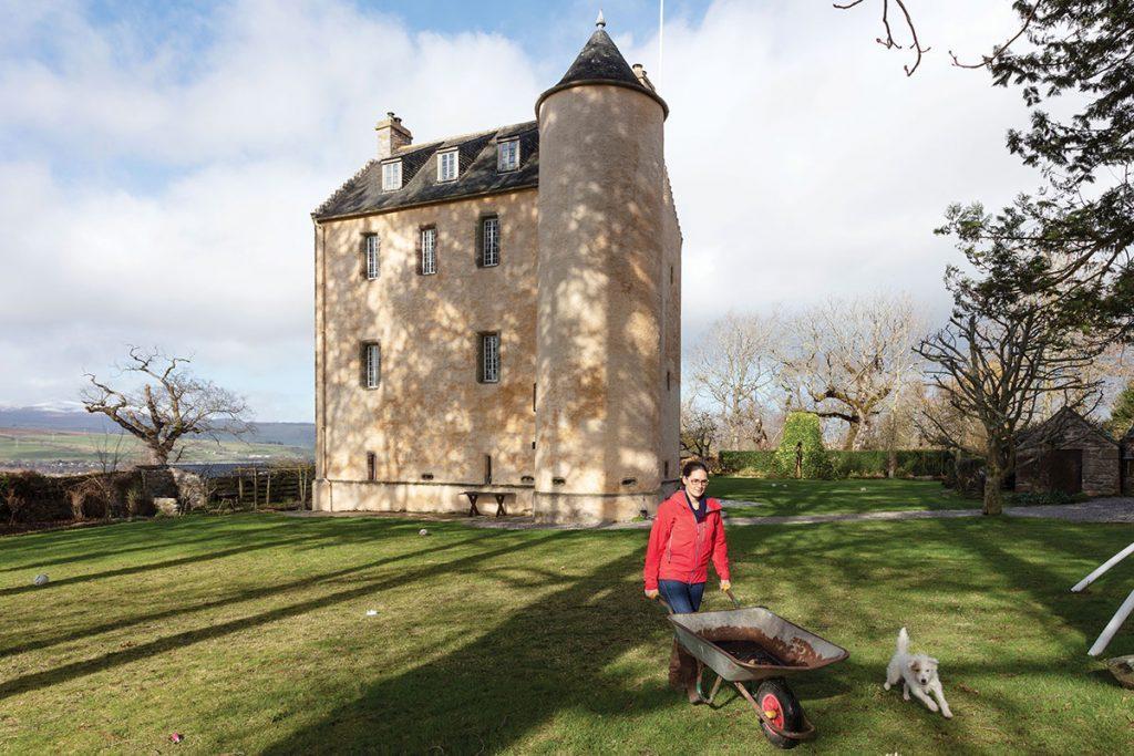 Kinkell-Castle