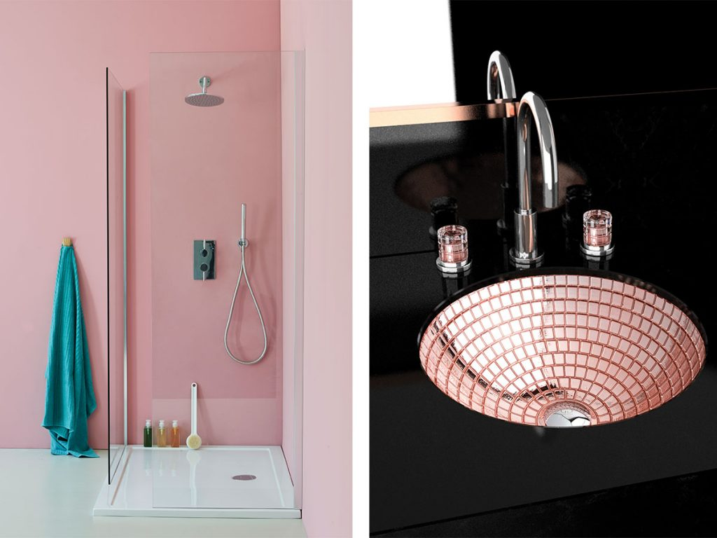 pink-shower-screen-and-pink-sink