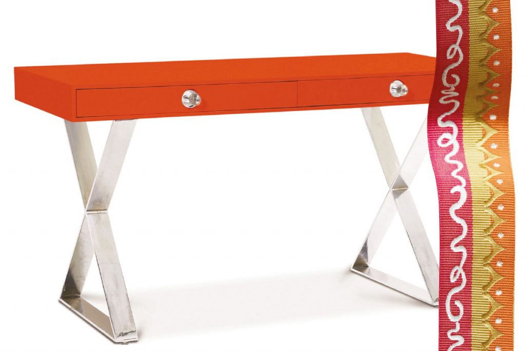 orange-table-and-ribbon-sample