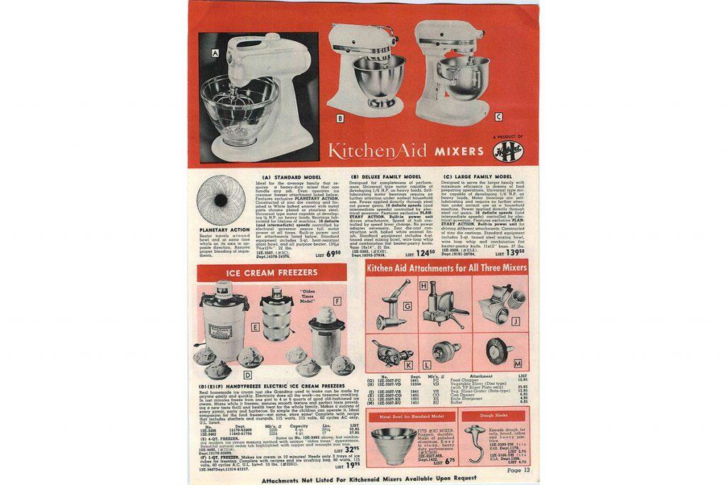 KitchenAid-Archive-Advert-1950s