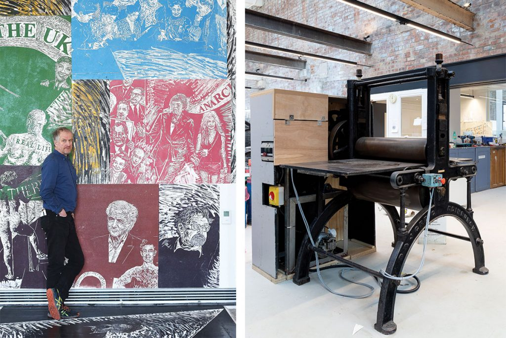 inside-edinburgh-printmakers-studio