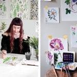 saga-mariah-and-her-artworks-of-flowers
