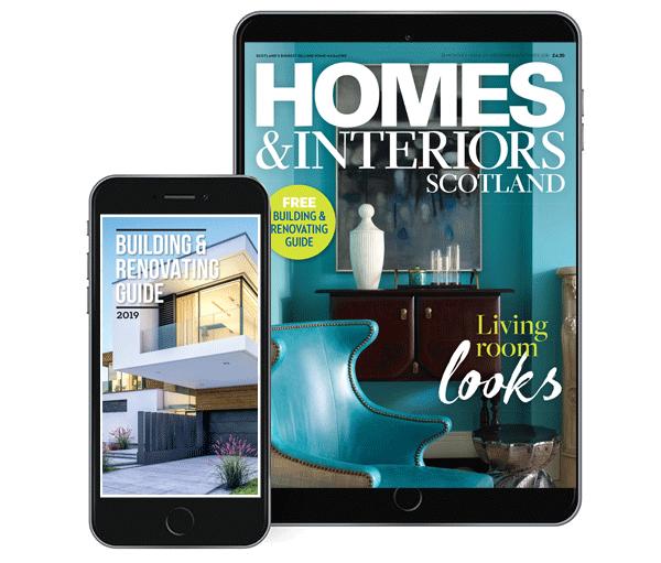 Homes and Interiors Scotland magazine