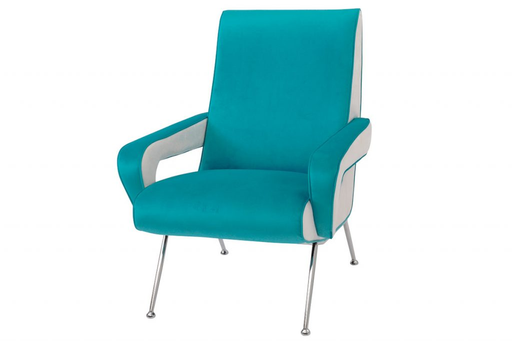 Waterley-Blue-and-White-Futuristic-Velvet-Chair