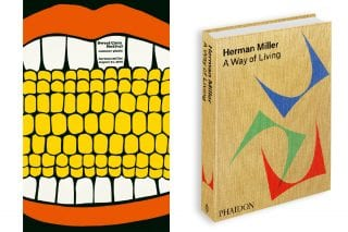 sweetcorn-festival-poster-and-herman-miller-book-cover