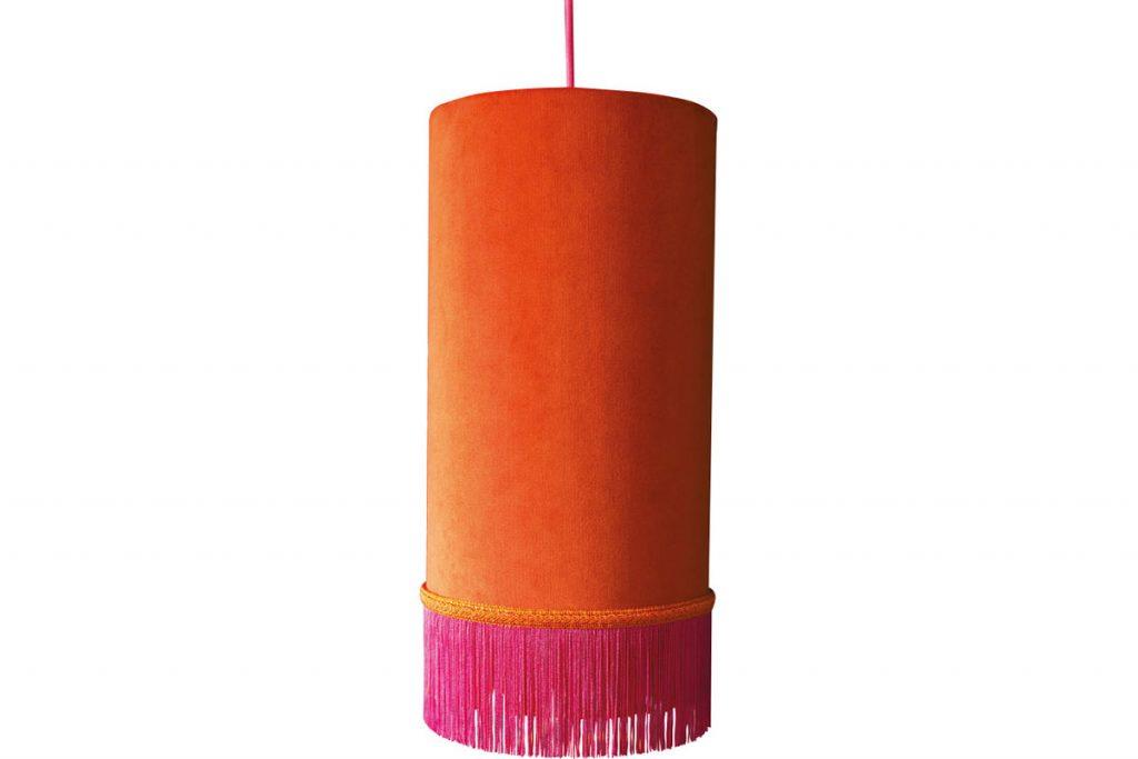 Marble-velvet-lampshade,-£189,-Rebecca-J-Mills