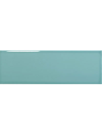 The London Tile Co Savanna Marine Turquoise Glos