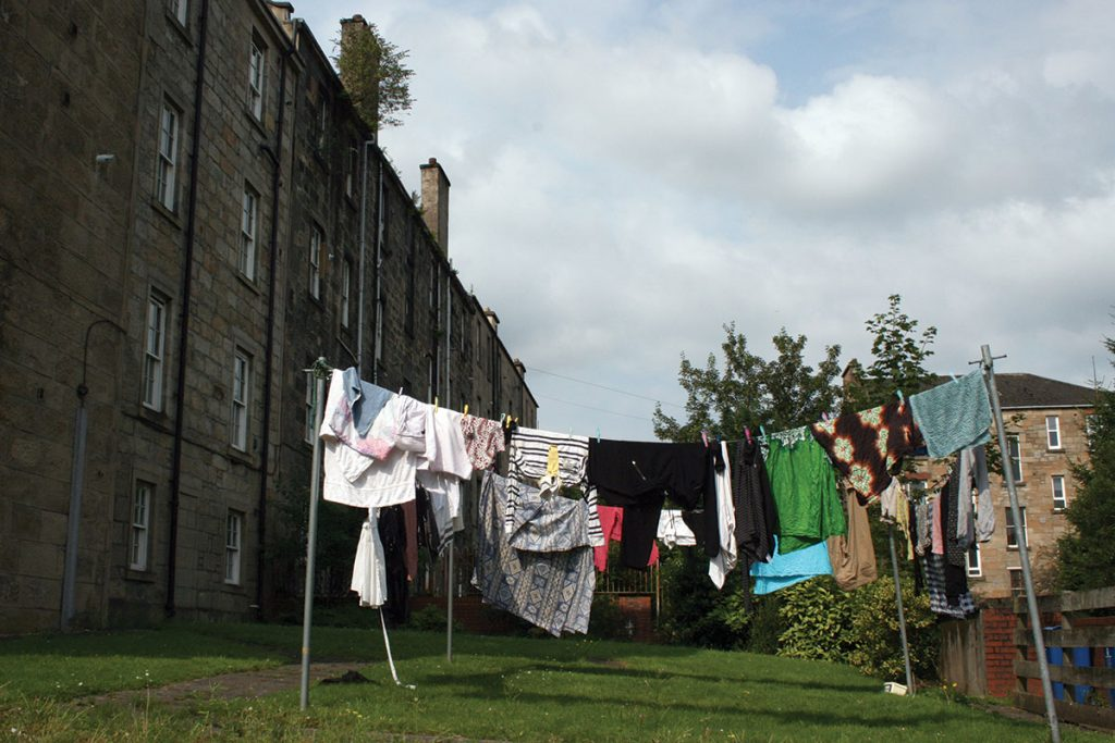 Refuge-Garnethill-washing-line