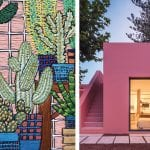 pink-tapestry-and-pink-building