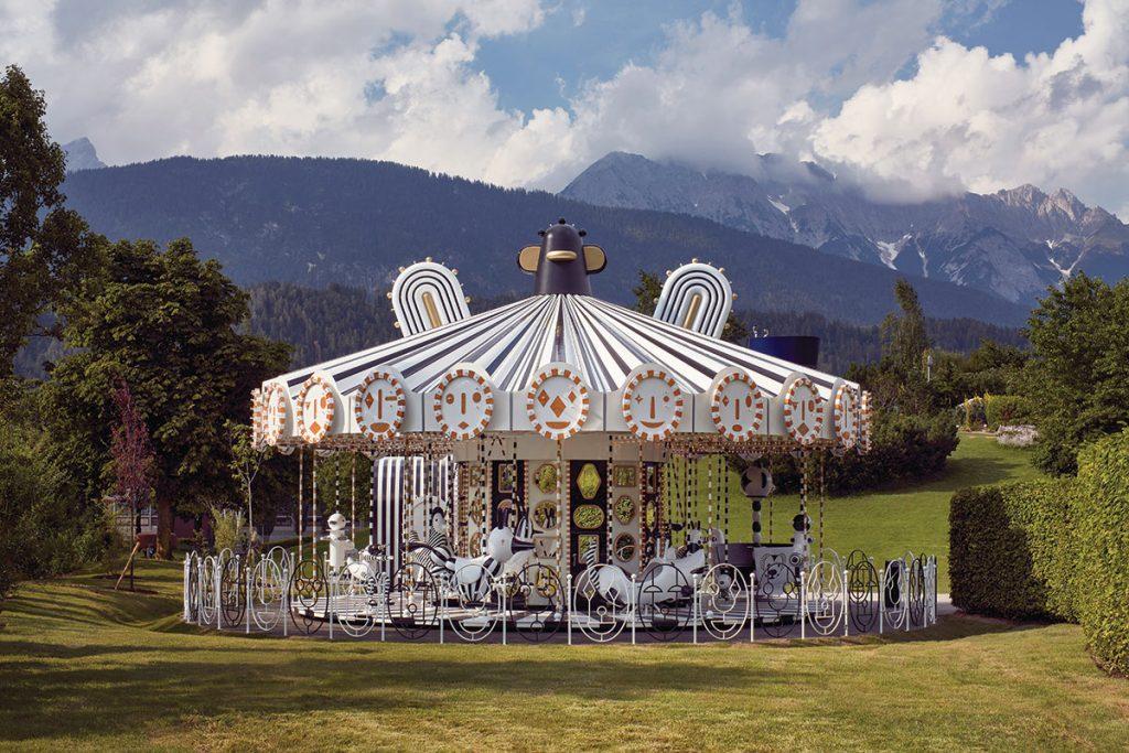 Swarovski-Carousel-Jaime-Hayon-Carousel