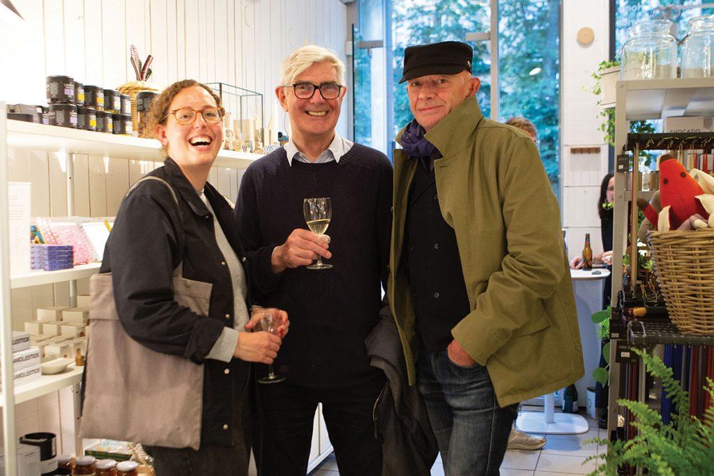 Designer-Jennifer-Kent,-W2-Store's-David-Mullane-and-architect-Bill-Crichton-of-Crichton-Studio