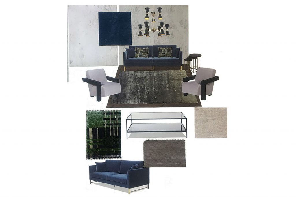 Lounge-Concept-Design-Board