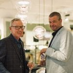 two-revellers-at-the-boconcept-relaunch