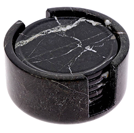 Natural-History-Museum-Black-marble-coasters