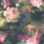 Woodchip-and-Magnolia,-Ava-Marika-Supersized-Electric-Floral-Wallpaper