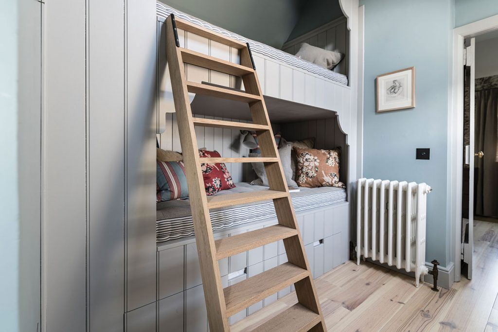 Kennels-Cottage-Scotland-bunkbed-kids-room