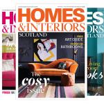Homes & Interiors Scotland subscription