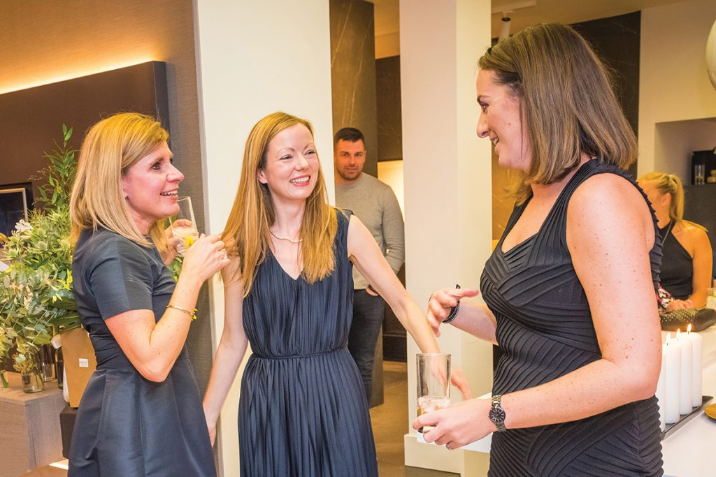 Owner-Kirsten-Robeson-with-senior-management-Louise-Delaney-and-Aileen-Wilson