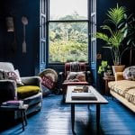 blue-living-room-with-quirky-accessories